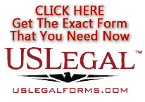 Get the legal form you need right now